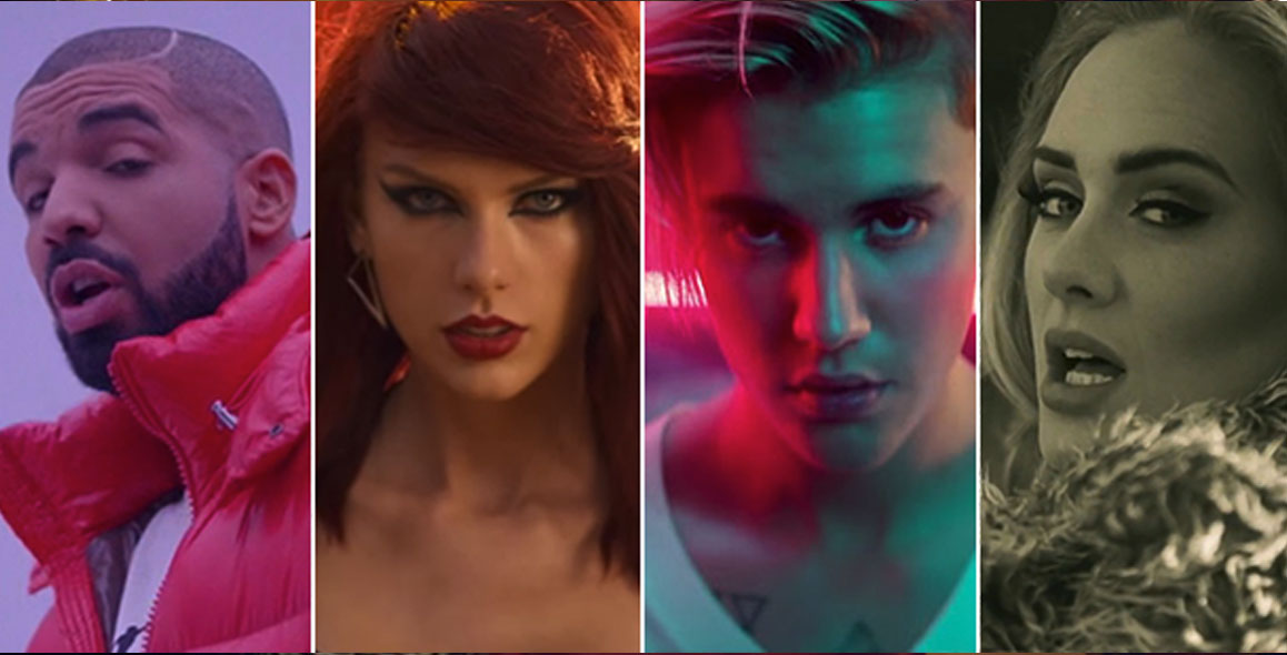 DJ Earworm's United States of Pop Mashup For 2015 Is Here