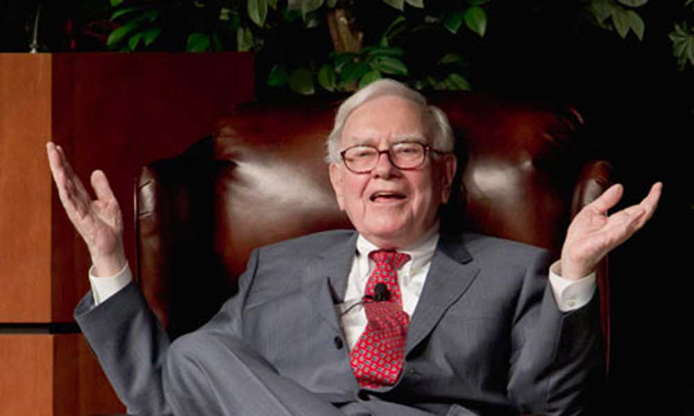 Warren Buffett Offers $1 Billion for Anyone Who Can Pick a Perfect March Madness Bracket