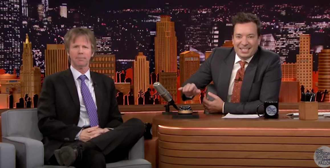 Dana Carvey Plays Wheel of Impressions with Jimmy Fallon