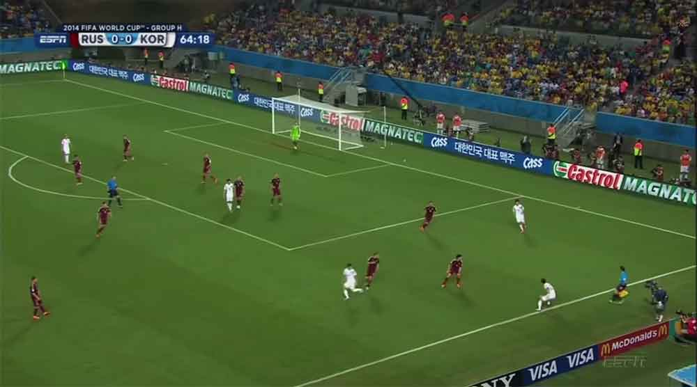 World Cup Play of the Day