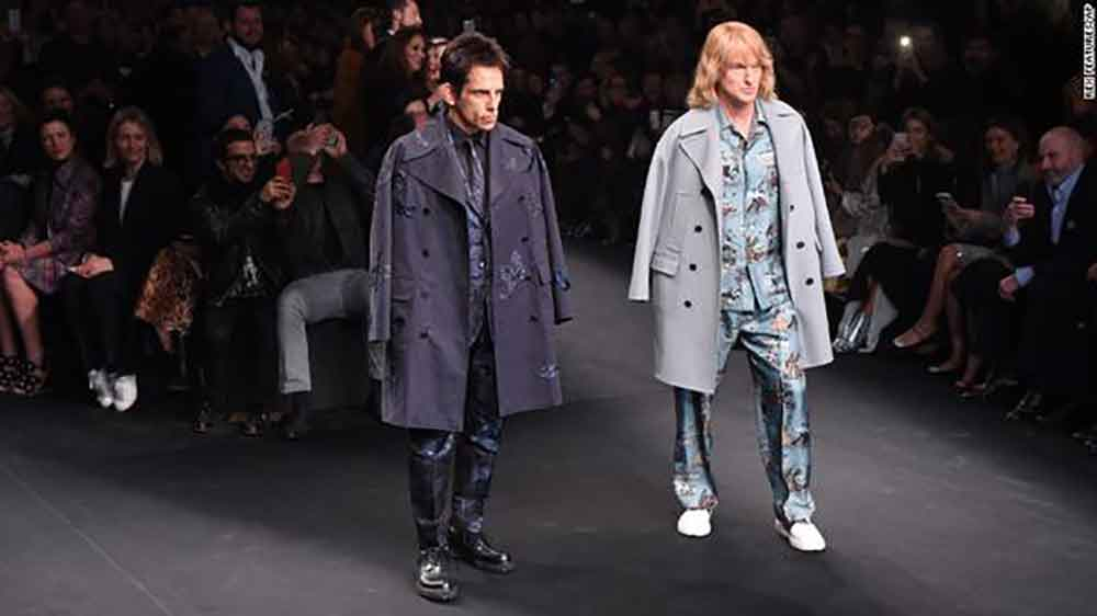 It's a Walk Off! Derek Zoolander and Hansel Hit the Runway in Paris