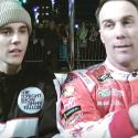Justin Bieber, Kevin Harvick Beat Jeff Gordon And Jimmy Fallon In A Race