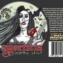 Beer Label Breakdown with Barrier Brewing and Daniel F. Birch: Morticia Imperial Stout